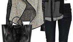 Мода - С чем носить джинсы в холодное время года?